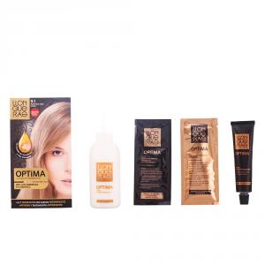 Llongueras Optima Permanent Hair Colour Ammonia Free 9.1 Very Light Ash Blond