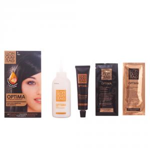 Llongueras Optima Permanent Hair Colour Ammonia Free 1 Black