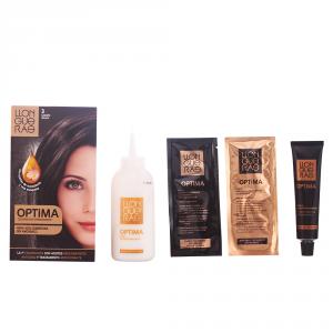 Llongueras Optima Permanent Hair Colour Ammonia Free 3 Dark Brown