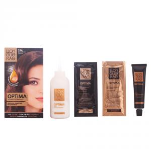 Llongueras Optima Permanent Hair Colour Ammonia Free 5.24 Almond Dark Brown