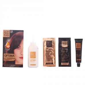 Llongueras Optima Permanent Hair Colour Ammonia Free 5.35 Chocolate Passion
