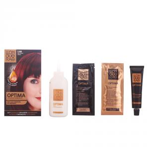 Llongueras Optima Permanent Hair Colour Ammonia Free 5.66 Deep Intense Reed