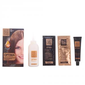 Llongueras Optima Permanent Hair Colour Ammonia Free 7.3 Medium Golden Blond