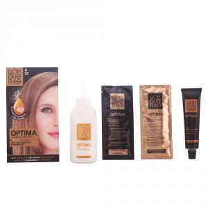 Llongueras Optima Permanent Hair Colour Ammonia Free 8 Light Blond