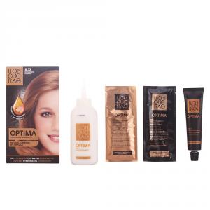 Llongueras Optima Permanent Hair Colour Ammonia Free 8.32 Natural Golden Blond