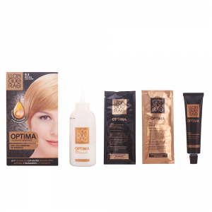 Llongueras Optima Permanent Hair Colour Ammonia Free 9.3 Very Light Golden Blond