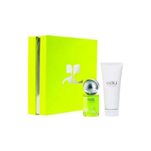 Courreges Eau De Toilette Spray 50ml Set 2 Parti