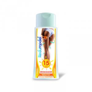 Redumodel Lozione Per Abbronzatura Anticellulite Spf15 200ml