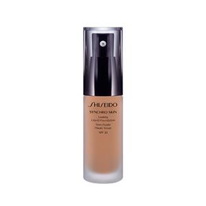Shiseido Synchro Skin Lasting Liquid Foundation Neutral4