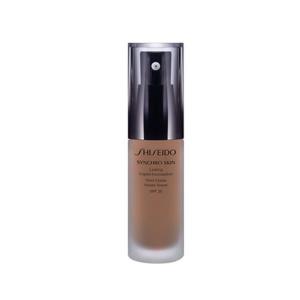 Shiseido Synchro Skin Lasting Liquid Foundation Rose5