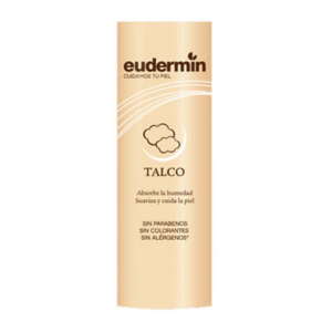 Eudermin Talc Without Allergens Without Parabens Without Coloring 200gr