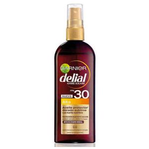 Delial Olio Protettivo Abbronzatura Dorata Spf30 150ml