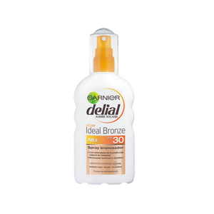 Delial Ideal Bronze Latte Spray Protettivo Spf30 200ml