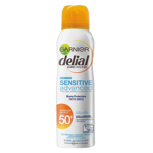 Delial Sensitive Avanced Spray Nebulizzatore Spf50 200ml