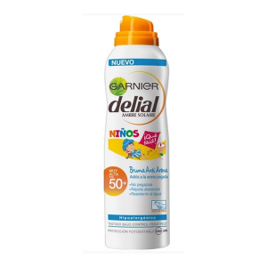 Delial Kids Spray Anti Sabbia Spf50 200ml