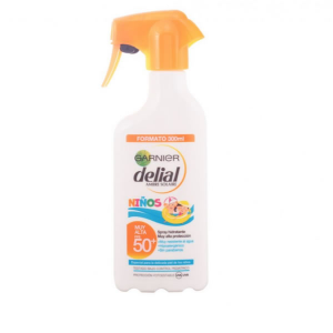 Delial Kids Sensitive Spray Spf50 300ml