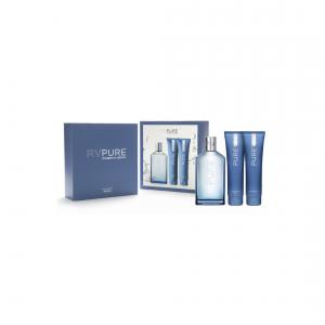 Roberto Verino Rv Pure Man Eau De Toilette Spray 150ml Set 3 Parti 2016