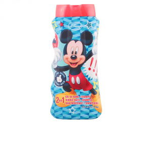 Disney Mickey Shampoo E Gel Per Le Doccia 475ml