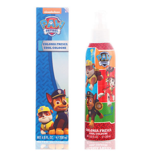 Nickelodeon Paw Patrol Cool Cologne Spray 200ml