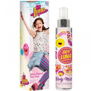 Cartoon Soy Luna Eau De Cologne Body Spray 200ml
