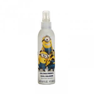 Cartoon Minions Eau De Cologne Body Spray 200ml