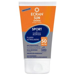 Ecran Sun Lemonoil Sport Ultralight Fluid  Spf50 40ml