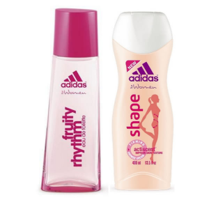Adidas Woman Fruity Rhythm Set 2 Parti