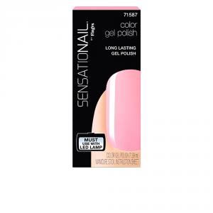 Sensationail Smalto Per Le Unghie Gel Color Pink Chiffon 7,39ml