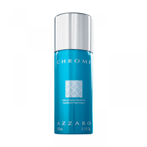 Azzaro Chrome Deodorante Spray 150ml