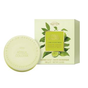 4711 Acqua Colonia Lime And Nutmeg Sapone 100g