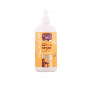 Natural Honey Argan Elixir Body Lotion 400ml