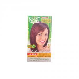 Naturaleza Y Vida Coloursafe Permanent 5.5 Caoba 150ml