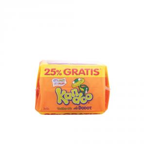 Kandoo Salviette Detergenti Frutti Tropicali 100 Unità