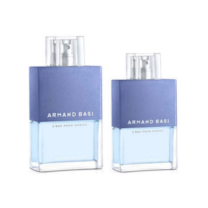 Armand Basi L'Homme Pour Homme Eau De Toilette Spray 125ml Set 2 Parti