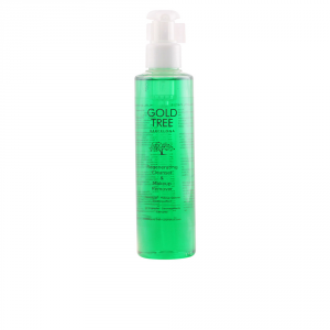 Gold Tree Barcelona Regenerating Cleanser And Make Up Remover 200ml