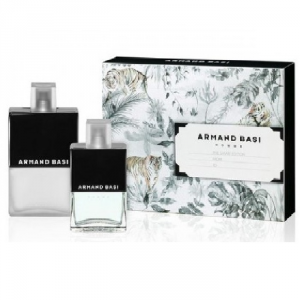 Armand Basi Homme Edición Safari Eau De Toilette Spray 125ml Set 2 Parti2017