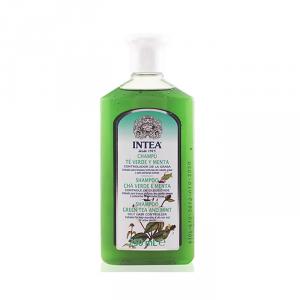 Camomila Intea Tè Verde E Menta Shampoo Capelli Grassi 250ml