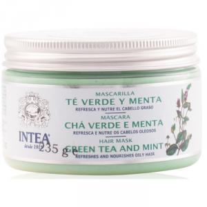 Camomila Intea Tè Verde E Menta Maschera Capelli Grassi 250ml