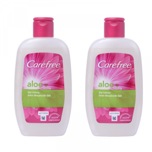 Carefree Aloe Gel Intimo 2x200ml