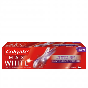 Colgate Max White White And Protect Dentifricio 75ml