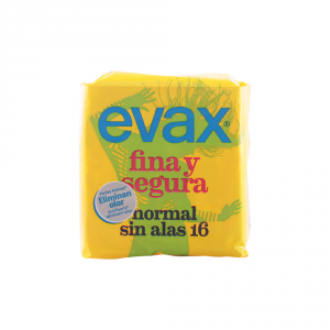 Evax Fina & Segura Normal Sanitary Towels 16 Units