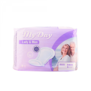 My Day Incontinence Towel Maxi 8 Unitá