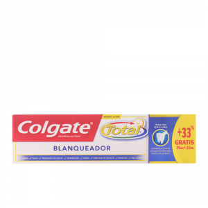 Colgate Total Whitening Dentifricio 100ml
