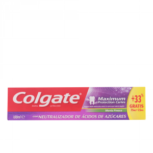 Colgate Maximum Protection Caries Dentifricio 100ml