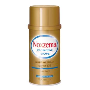 Noxzema Protective Shave Schiuma Olio Di Argan 300ml