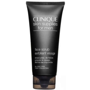 Clinique Skin Supplies For Men Face Scrub 100ml