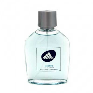 Adidas Ice Dive Eau De Toilette Spray 100ml