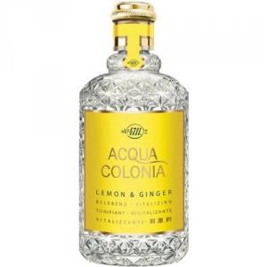 4711 Acqua Colonia Lemon And Ginger Eau De Cologne Spray 170ml