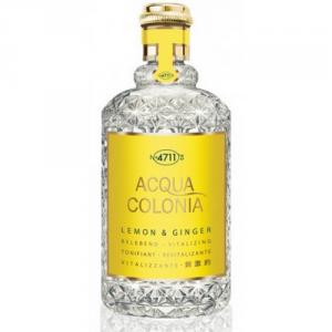 4711 Acqua Colonia Lemon And Ginger Eau De Cologne Spray 50ml