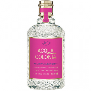 4711 Acqua Colonia Pink Pepper And Grapefruit Eau De Cologne Spray 170ml
